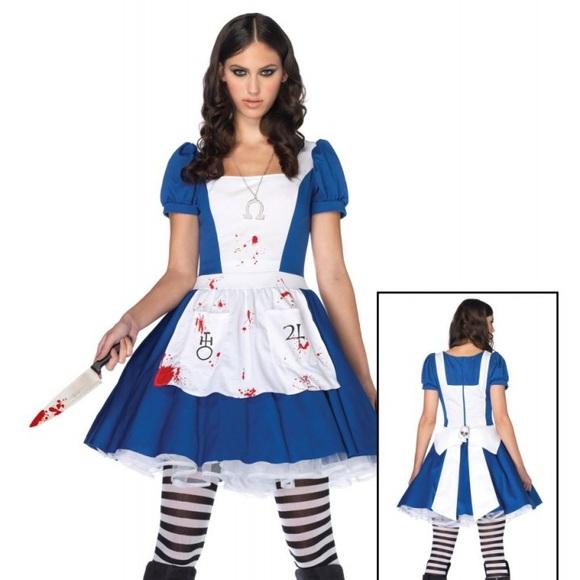 f0a3479cb6070 Alice Madness Returns Halloween Costume